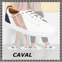 ★CAVAL (キャヴァル)★KORBEN & LEELOO TRAINERS  Pink Night