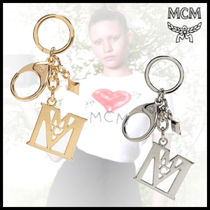 《MCM》Collection キーリング ☆2色☆