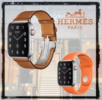 すぐ届く!(HERMES)Series 5 & Apple Watch Hermes 44 mm