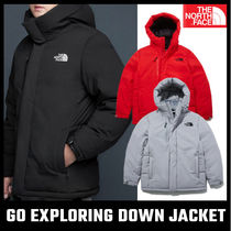 【THE NORTH FACE】GO EXPLORING DOWN JACKET