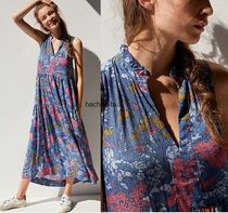セール! Maeve Marya Tiered Maxi Dress
