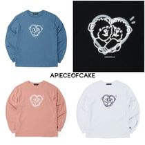 【A PIECE OF CAKE】BLACKPINKジェニ着用 HugBear Longsleeve4色