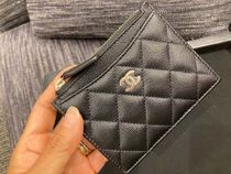 Chanel☆便利なCard & Coin Case
