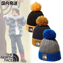 The North Face☆Kids' Pom Pom Cappucho 安心の国内買付・発送