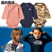 The North Face☆L/S Smooth Cotton Rompers 国内買付・発送