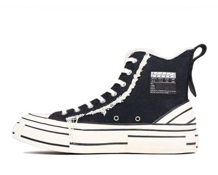 XVESSEL スニーカー 関税送料込★XVESSEL - G.O.P.HIGHS 2color(2)
