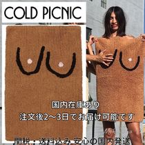 Cold Picnic☆BOOB BATHMAT BROWN おっぱいバスマット