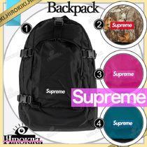 19FW /Supreme Backpack ①Black