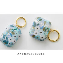 【Anthropologie】花柄シリコンAirpods/ Airpods Proケース