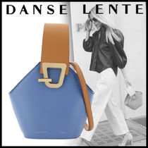 【関税送料込】DANSE LENTE MINI JOHNNY LEATHER BAG LIGHT BLUE