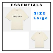FOG Essentials Cream T Shirt [Large] 在庫あり