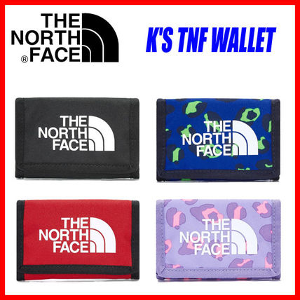 THE NORTH FACE キッズバッグ・財布その他 【THE NORTH FACE】 キッズティーエヌエフウォレット ★安全発送