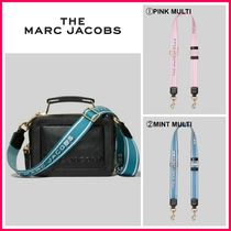 最新作!!完売! MARC JACOBS☆THE ICING THIN WEBBING STRAP