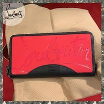 ChristianLouboutin ルブタン Panettone Wallet Black 長財布