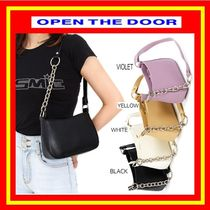 [OPEN THE DOOR] chain bag (4 color) /追跡付