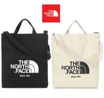 【THE NORTH FACE】BIG LOGO TOTE