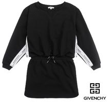 GIVENCHY(ジバンシィ) キッズワンピース・オールインワン 秋冬▼GIVENCHY▼サイドロゴワンピ 14y/大人OK【関税込】
