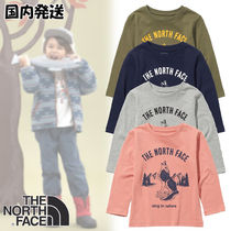 The North Face☆L/S Graphic Tee 安心の国内発送・国内買付