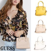 GUESS*ABBY MINI SATCHEL*ミニハンドバッグ*2WAY♪