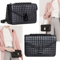 ★VIP SALE★ CELINE C BAG MEDIUM QUILTED CALFSKIN