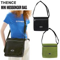 【THENCE】韓国発★ Mini Messenger Bag 2色