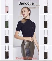 【Bandolier】Emma Leather Crossbody iPhone 全8色 SE/876/XS