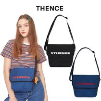 【THENCE】韓国発★ Mini Messenger Bag 2カラー