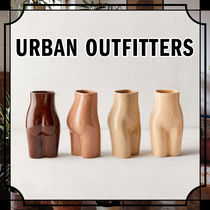 Urban Outfitters フィメール フラワーベース 4色 8×8×20cm