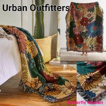 :: Urban Outfitters :: 花柄ブランケット Throw Blanket