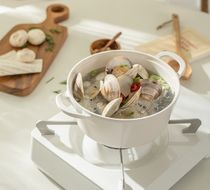 DECOVIEW ★Roundy Nonstick Casting Pot【両手なべ小20㎝】
