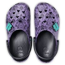【注目】Disney x Crocs Haunted Mansionサンダル