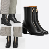 DIOR EFFRONTEE HEELED ANKLE BOOT