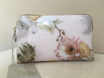 Ted Baker Woodland Make Up Bag ポーチ 国内即発送