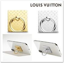 【Louis Vuitton】Nanogram Phone Ring Holder