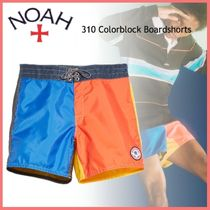20AW◆ショップ限定アイテム◆Noah◆310 Colorblock Boardshorts