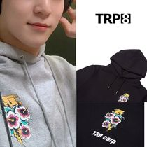 【TRP8】Hoodie GRAY/BLACK ★ATEEZ Yungo着用★