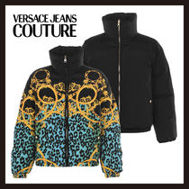 【Versace Jeans Couture】リバーシブル ジャケット