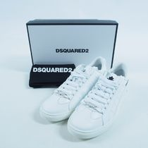 D SQUARED2::LACE-UP SNEAKER:41.5[RESALE]