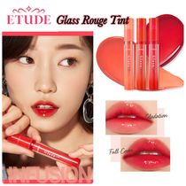 【Etude House】Glass Rouge Tint -全8色-