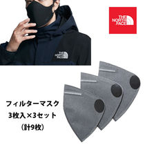 ★THE NORTH FACE★マスク フィルター3枚入×3セット NA5AL58