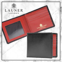 ◆Launer 20SS 最新作◆FOUR CREDIT CARD WALLET◆EBONY BLACK