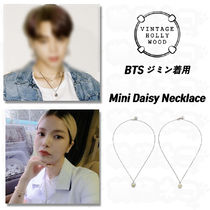BTS ジミン★Vintage Hollywood★Mini Daisy Necklace