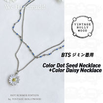 BTS ジミン★Vintage Hollywood★Color Dot Seed+Color Daisy