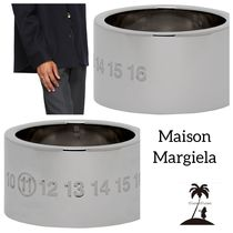 ★Maison Margiela★Mens  Chunky Numbers リング/Silver
