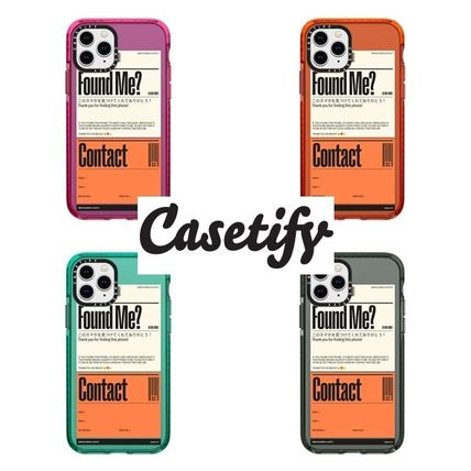 【Casetify】 ★ iPhone ★インパクト Lost & Found
