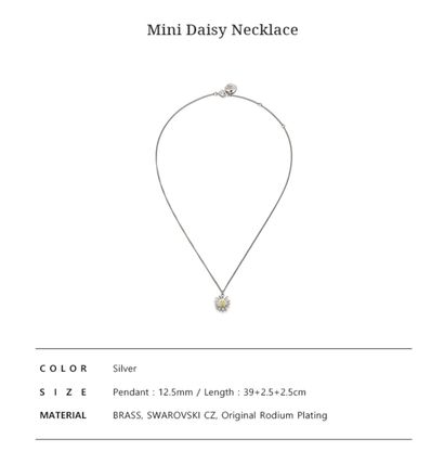 VINTAGE HOLLYWOOD ネックレス・ペンダント VINTAGE HOLLYWOOD★Mini Daisy Necklace BTSジミン着用(6)
