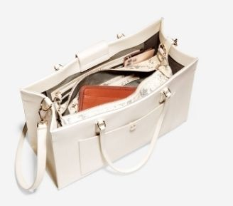 Cole Haan トートバッグ COLE HAAN★Grand Ambition Three-In-One Toteトートバッグ A4可(13)