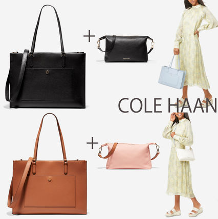 Cole Haan トートバッグ COLE HAAN★Grand Ambition Three-In-One Toteトートバッグ A4可