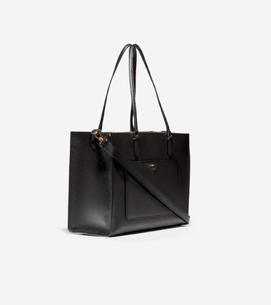Cole Haan トートバッグ COLE HAAN★Grand Ambition Three-In-One Toteトートバッグ A4可(4)