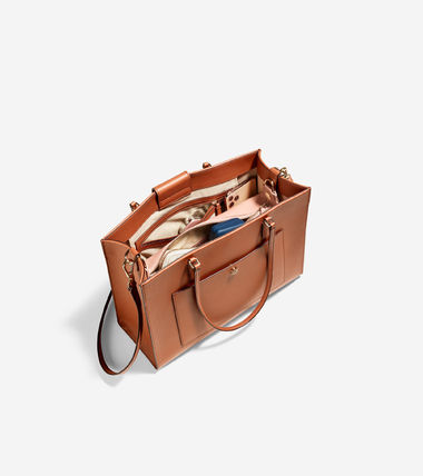 Cole Haan トートバッグ COLE HAAN★Grand Ambition Three-In-One Toteトートバッグ A4可(11)